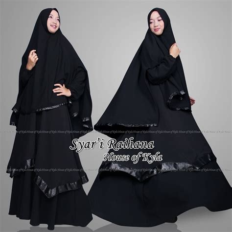 Gamis Tamara By House Of Kyla murah n ori collection raihana syar i by house of kyla
