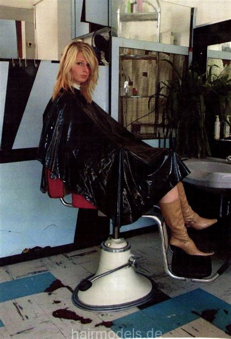females in pvc getting haircuts 17 best images about capes on pinterest stylists