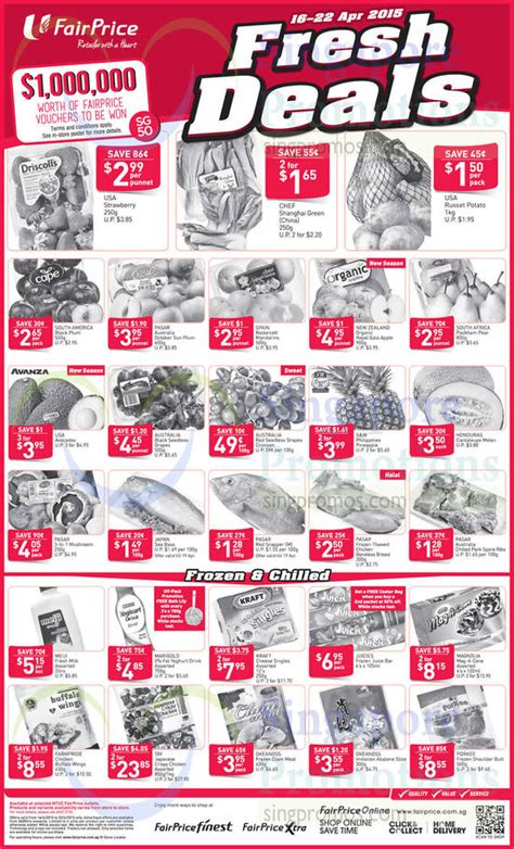 kewpie ntuc till 22 apr fresh deals fruits seafood frozen chilled