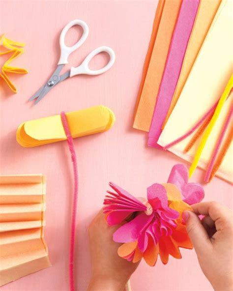 Make Tissue Paper Flowers Martha Stewart - the world s catalog of ideas