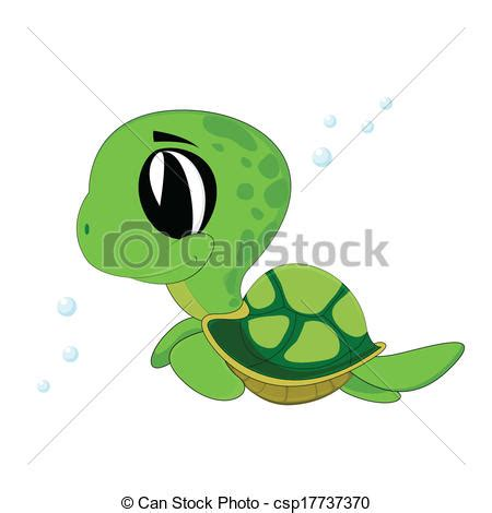 swimming illustrations and clipart can stock photo vectors illustration of turtle cute baby turtle swimming