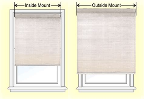 how to mount shades inside window workbook how to measure windows for blinds stylecarrot