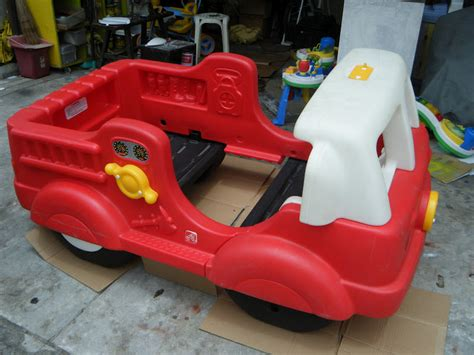 fire truck toddler bed step 2 mommyslove4baby143 little tikes fire truck toddlers bed like new complete 6599p sale sold