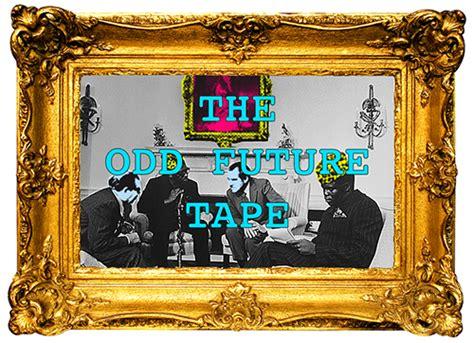 mixtapemonkey ofwgkta  odd future tape