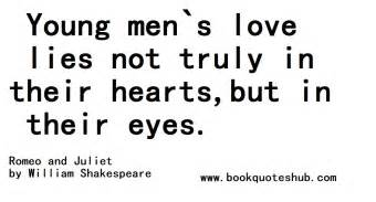 romeo and juliet quotes on love