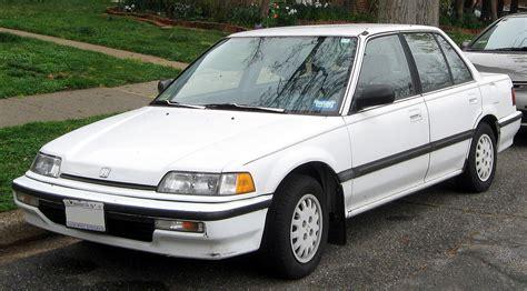 vehicle repair manual 1988 honda civic on board diagnostic system honda civic fourth generation wikipedia