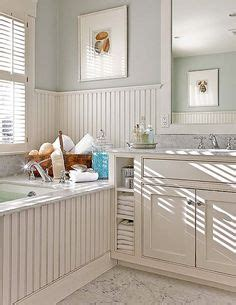 Coastal Cottages With Tubs by Cottage Bathrooms On Bathroom Vanities