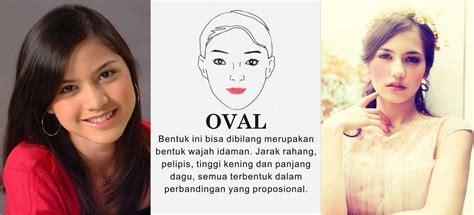 membuat alis untuk wajah oval tips membentuk alis sesuai bentuk wajah infoblogterunik