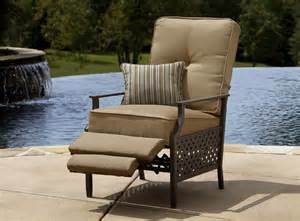 Outdoor Patio Recliner by Beautiful Lazy Boy Outdoor Furniture Beside The Amazing