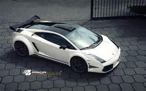 Lamborghini Bodykit Lamborghini Gallardo Widebody Kit 04 08 Front Rear