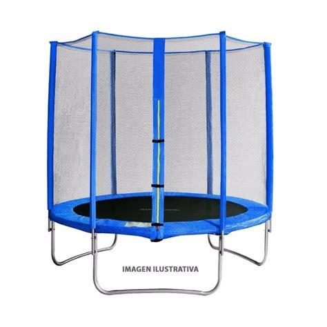 cama elastica decathlon precio cama elastica mediana 8ft malla protectora nueva metinca