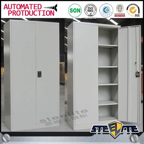 cheap furniture knock down used stainless steel cabinet
