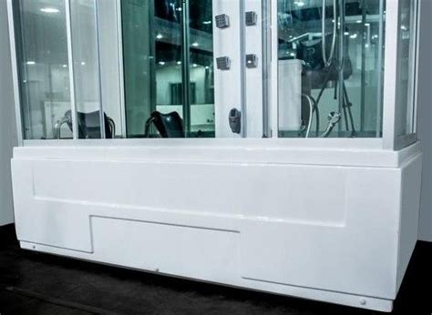 box doccia vasca idromassaggio cabina idromassaggio 170x80 con vasca nuovo display