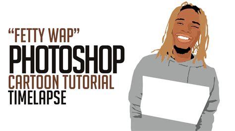 fetty wap tutorial tutorial vector cartoon quot fetty wap quot youtube