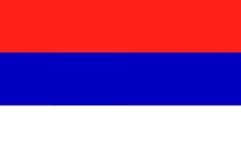 flags of the world horizontal stripes national flag of serbia from http www flagsinformation