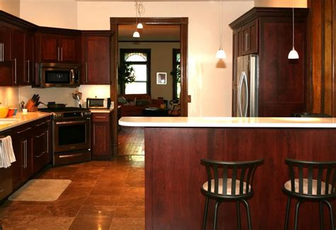 cherry cabinets wall color kitchen wall paint colors with cherry cabinets the
