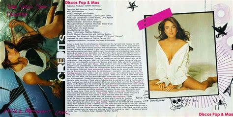 Lindsay Lohans Speaks by Discos Pop Lindsay Lohan Speak Artwok