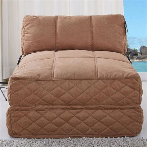 convertible bean bag bed gold sparrow convertible bean bag chair bed in