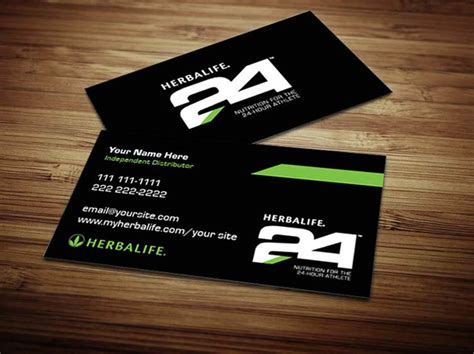 herbalife business card templates herbalife business cards on behance