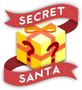 Secret santas click for details secret santa in the office click for