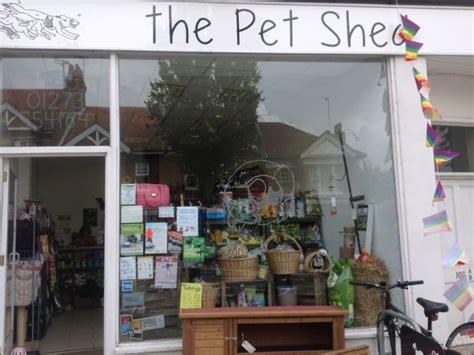 the pet shed brighton ltd pet supplier in brighton uk