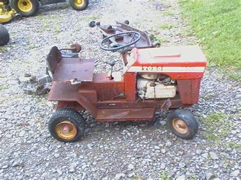 toro 500 tiny lawn mower wheel toro tractor forum