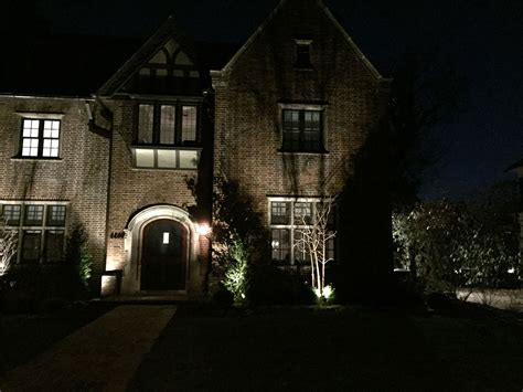 Lighting Design And Landscape Lighting By Outdoor Creative Landscape Lighting St Louis Mo