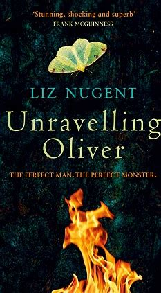unraveling oliver a novel books debut fiction daily mail