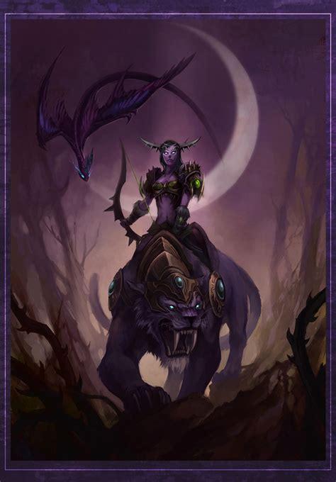 Huntress Moon of sandara liveinternet
