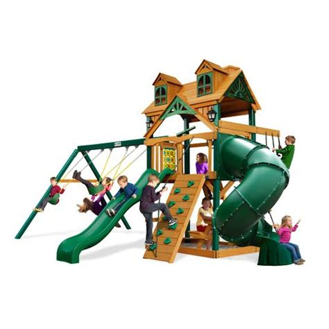 academy swing sets gorilla playsets malibu extreme swing set academy