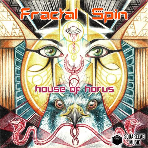 house music mastering fractal spin house of horus squarelab music france mastering online mastering