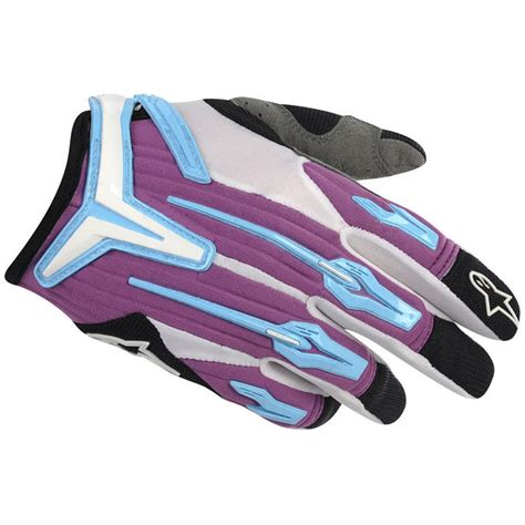 alpinestars motocross gloves alpinestars 2012 stella charger motocross gloves