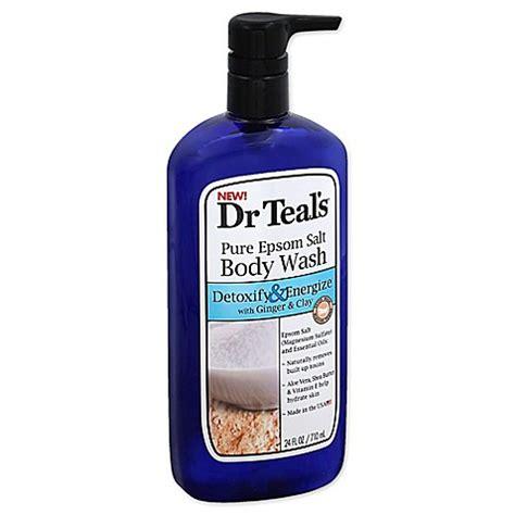Dr Teal S Wash Detox by Dr Teal S 174 Detoxify Energize 24 Oz Epsom Salt