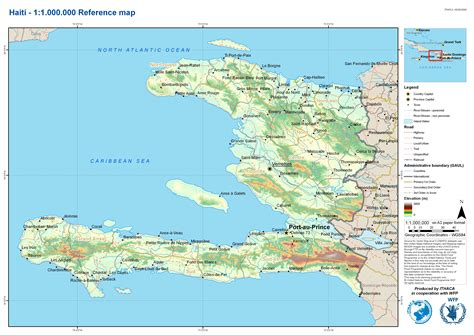 map haiti maps haiti ithaca