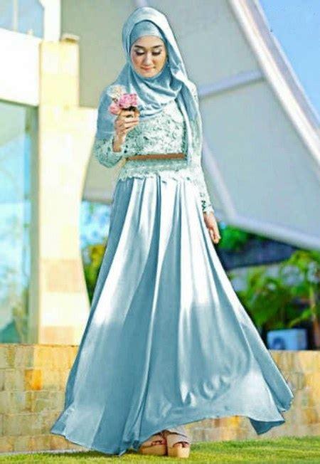 gamis batik desain dian pelangi tren baju lebaran terbaru model gamis ide model busana