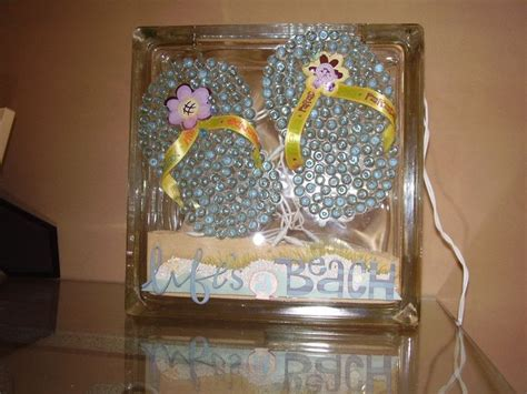 pin by pixie swearengin on glass block decorations pinterest