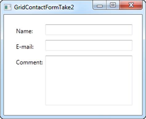 wpf theme editor tutorial wpf教程 三十二 使用grid 一个联系人表格 wpf 第七城市