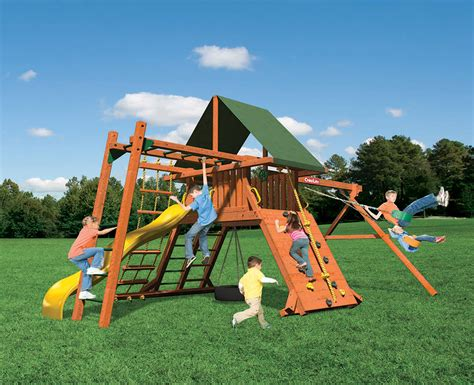 swing set and toy warehouse lions den c swingset toy warehouse
