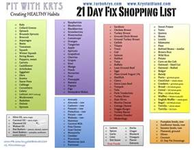 21 day fix color code the world s catalog of ideas