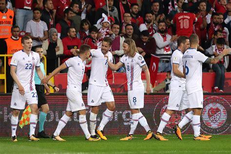 Islande Coupe Du Monde Islande La Histoire Se Prolonge Au Mondial Russie