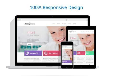 html responsive design layout website vorlage 49114 f 252 r zahnmedizin