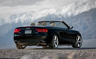 2010 audi a5 quattro cabriolet rear three quarters