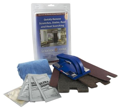 stainless steel sink restoration kit 11 best scratch b images on cleaning