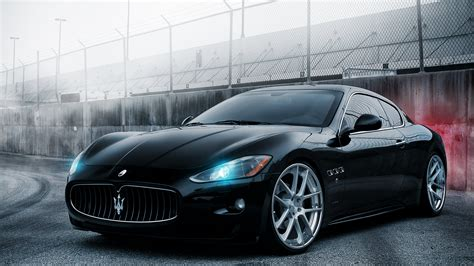 Black Maserati Black Adv 1 Maserati Gt 4k Wallpapers