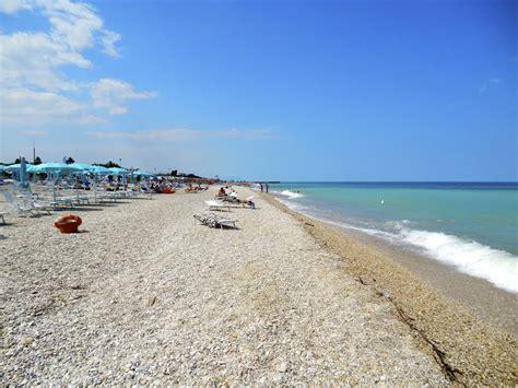 porto sant elpidio mappa spiaggia di porto sant elpidio trovaspiagge it portale