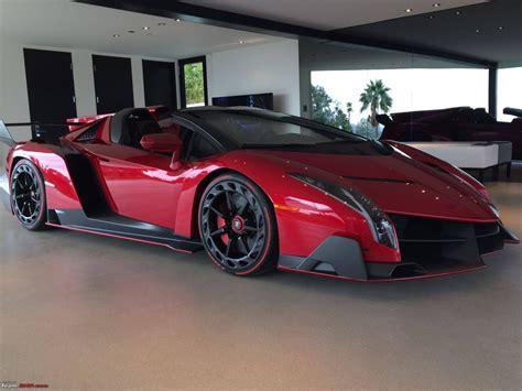the lamborghini veneno roadster пять самых дорогих автомобилей на сегодняшний день