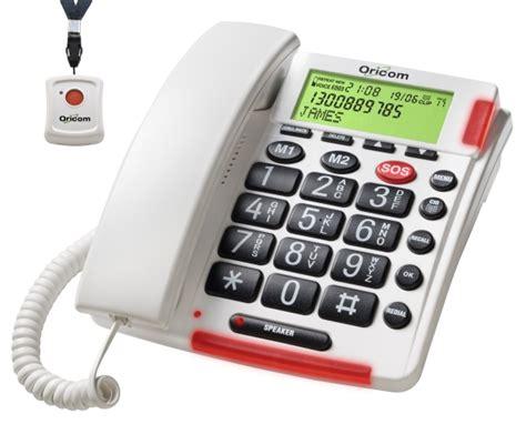 waterproof pendant oricom tp170wh big button aged care