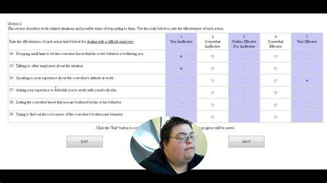 walmart assessment test part 1
