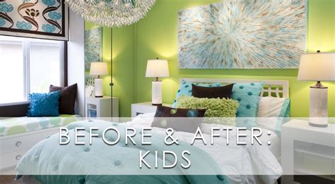 stylish transitional master bedroom robeson design stylish transitional kids girls bedroom before and after