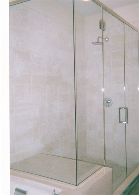 Shower Doors Boston Glass Shower Door Installation Boston Shower Ideas